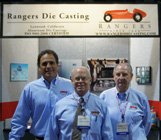 aluminum diecast - trade shows