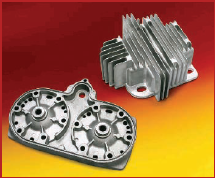 Die Cast Aluminum Parts